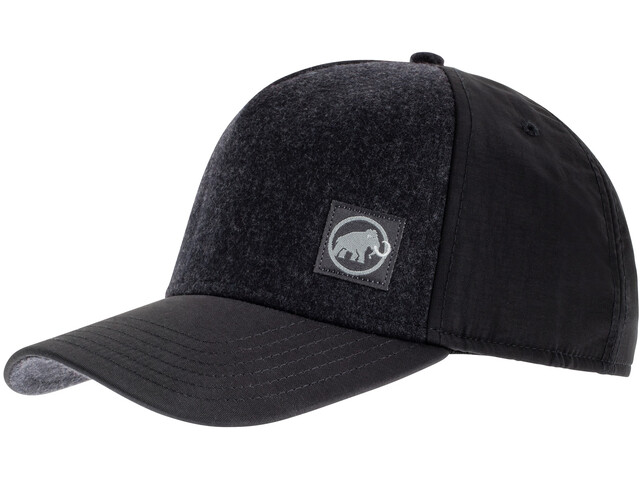 Mammut Alnasca Cap Black-Phantom